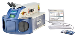 iWeld Laser Welding System with EZ-LINK