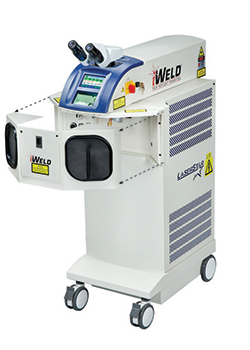 iWeld Professional with Removable Chamber