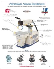 7800 series, laser welding system, open laser welding system, open laser welding workstation, laser welding, mold repair welding